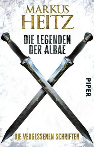 Die Legenden der Albae 0: Die vergessenen Schriften | Bundesamt für magische Wesen