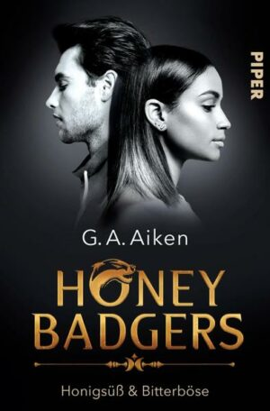 Honey Badgers 1: Honigsüß & bitterböse | Bundesamt für magische Wesen