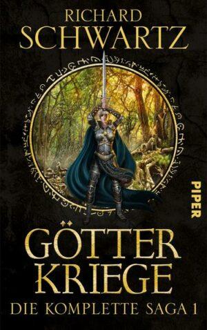 Götterkriege: Die komplette Saga 1 | Bundesamt für magische Wesen