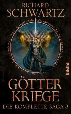 Götterkriege: Die komplette Saga 3 | Bundesamt für magische Wesen