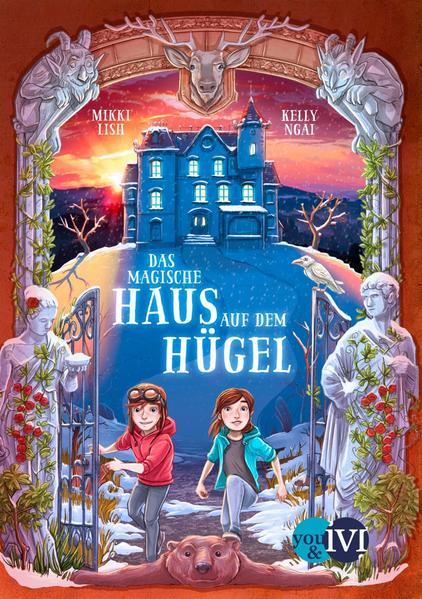 Das magische Haus auf dem Hügel   Bundesamt für magische Wesen