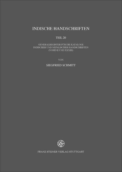 Indische Handschriften | Bundesamt für magische Wesen