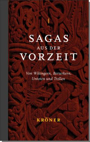 Sagas aus der Vorzeit – Band 1: Heldensagas | Bundesamt für magische Wesen