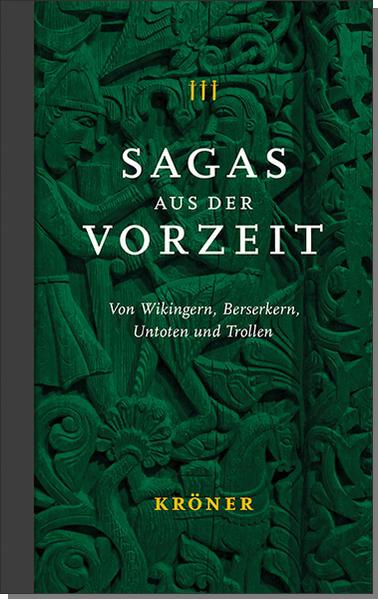 Sagas aus der Vorzeit – Band 3: Trollsagas   Bundesamt für magische Wesen