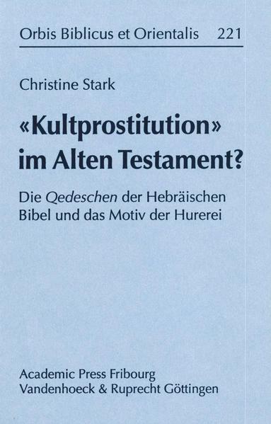 »Kultprostitution« im Alten Testament?   Bundesamt für magische Wesen