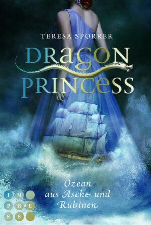 Dragon Princess 1: Ozean aus Asche und Rubinen