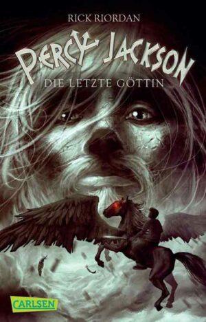 Percy Jackson 5: Die letzte Göttin