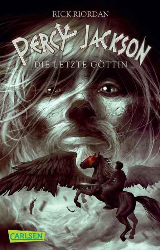 Percy Jackson 5: Die letzte Göttin | Bundesamt für magische Wesen