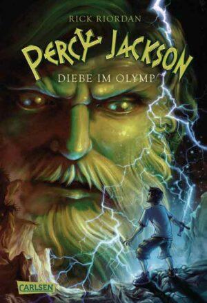 Percy Jackson 1: Diebe im Olymp