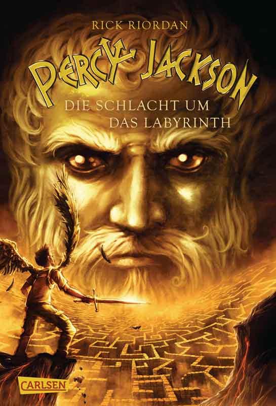 Percy Jackson 4: Die Schlacht um das Labyrinth | Bundesamt für magische Wesen