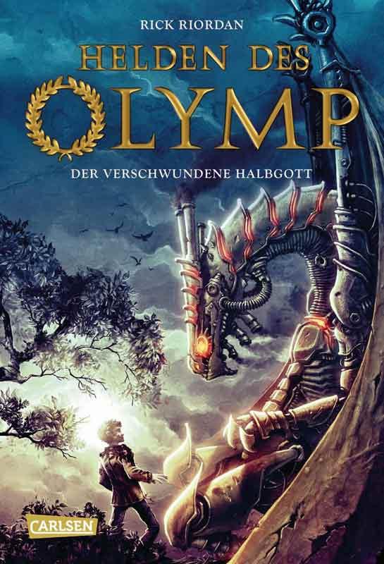 Helden des Olymp 1: Der verschwundene Halbgott | Bundesamt für magische Wesen