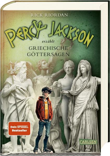 Percy Jackson erzählt: Griechische Göttersagen | Bundesamt für magische Wesen