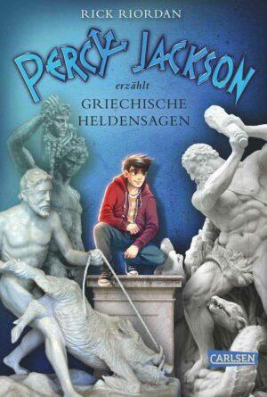 Percy Jackson erzählt: Griechische Heldensagen | Bundesamt für magische Wesen
