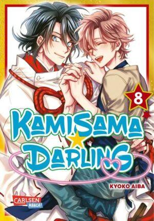 Kamisama Darling 8
