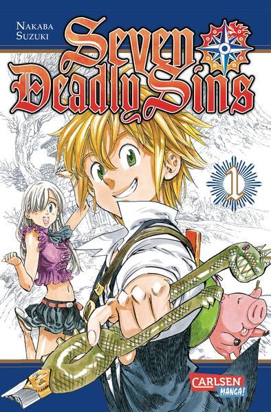 Seven Deadly Sins 1 | Bundesamt für magische Wesen