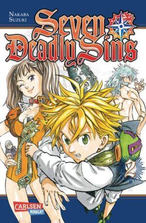Seven Deadly Sins 2 | Bundesamt für magische Wesen