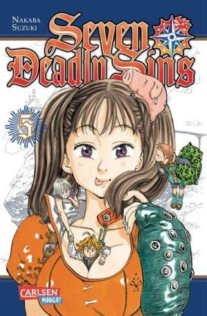 Seven Deadly Sins 5 | Bundesamt für magische Wesen