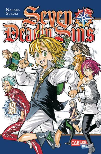 Seven Deadly Sins 8 | Bundesamt für magische Wesen