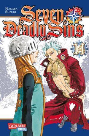 Seven Deadly Sins 14 | Bundesamt für magische Wesen