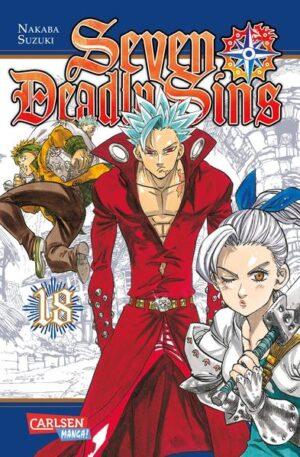 Seven Deadly Sins 18 | Bundesamt für magische Wesen
