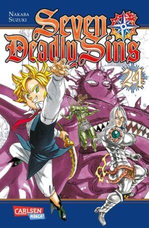 Seven Deadly Sins 24 | Bundesamt für magische Wesen