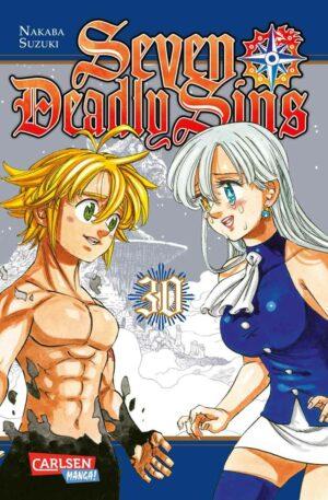 Seven Deadly Sins 30 | Bundesamt für magische Wesen