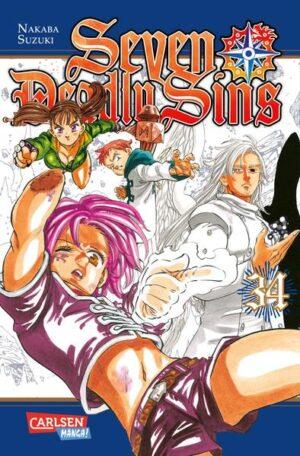 Seven Deadly Sins 34 | Bundesamt für magische Wesen