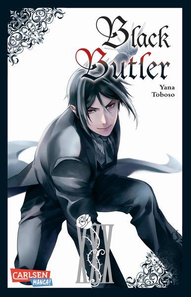 Black Butler 30   Bundesamt für magische Wesen