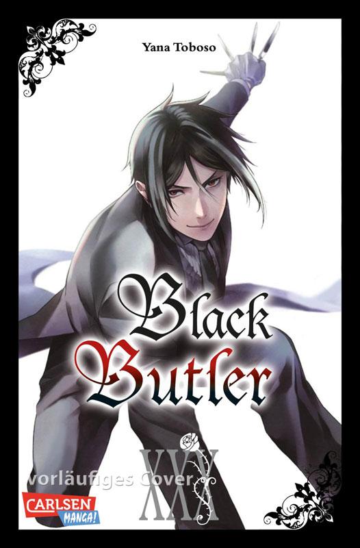 Black Butler 30 - limitierte Ausgabe   Bundesamt für magische Wesen