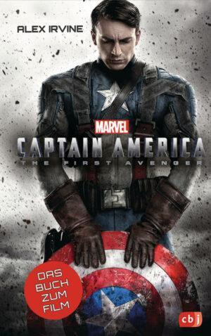 Marvel Captain America – The First Avenger   Bundesamt für magische Wesen