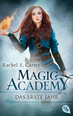 Magic Academy - Das erste Jahr | Bundesamt für magische Wesen