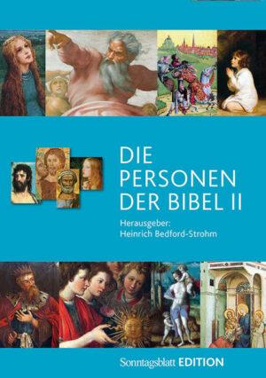 Die Personen der Bibel Band 2 Sonntagsblatt Edition