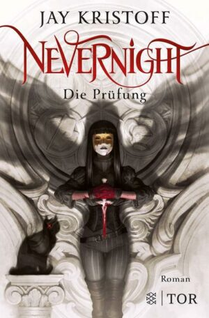 Nevernight - Die Prüfung | Bundesamt für magische Wesen