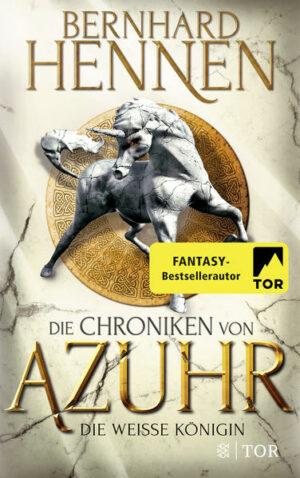 Die Chroniken von Azuhr - Die Weiße Königin   Bundesamt für magische Wesen