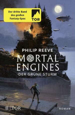 Mortal Engines - Der Grüne Sturm | Bundesamt für magische Wesen