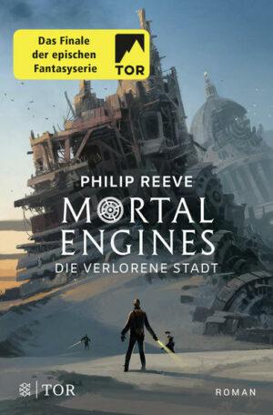Mortal Engines - Die verlorene Stadt | Bundesamt für magische Wesen