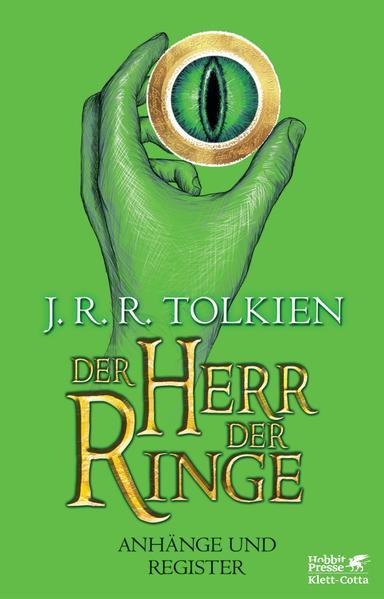 Der Herr der Ringe - Anhänge und Register | Bundesamt für magische Wesen