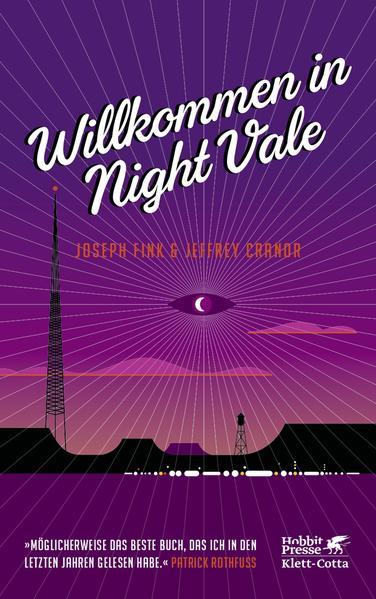 Willkommen in Night Vale | Bundesamt für magische Wesen