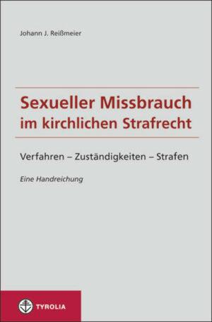 Sexueller Missbrauch im kirchlichen Strafrecht | Bundesamt für magische Wesen