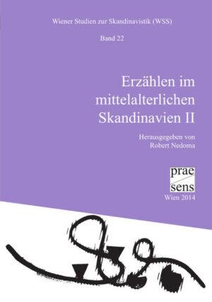 Erzählen im mittelalterlichen Skandinavien II   Bundesamt für magische Wesen
