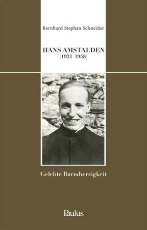 Hans Amstalden (1921-1958) | Bundesamt für magische Wesen