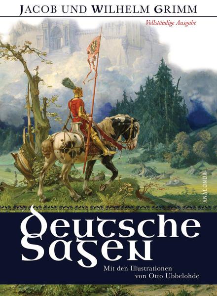 Deutsche Sagen - Vollständige Ausgabe   Bundesamt für magische Wesen
