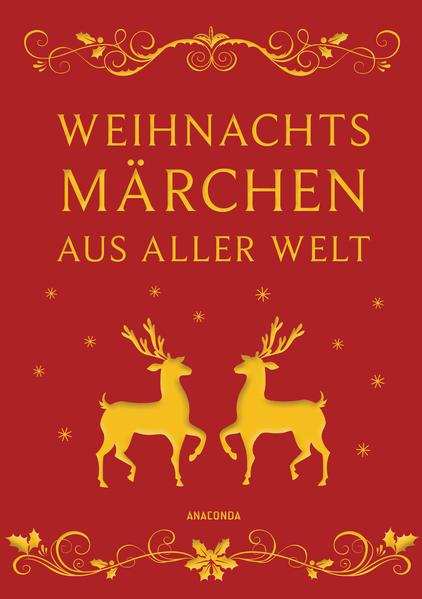 Weihnachtsmärchen aus aller Welt (Neuausgabe)   Bundesamt für magische Wesen