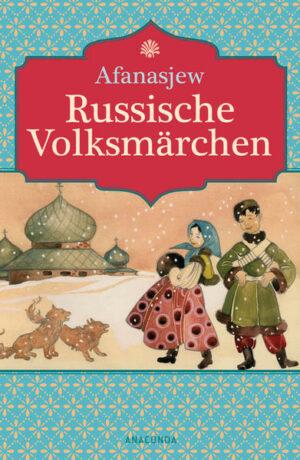 Russische Volksmärchen | Bundesamt für magische Wesen