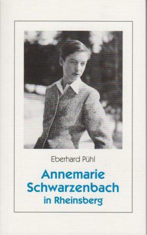 Annemarie Schwarzenbach in Rheinsberg   Bundesamt für magische Wesen