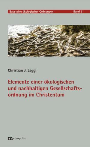 Elemente einer ökologischen und nachhaltigen Gesellschaftsordnung im Christentum   Bundesamt für magische Wesen