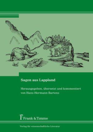Sagen aus Lappland | Bundesamt für magische Wesen