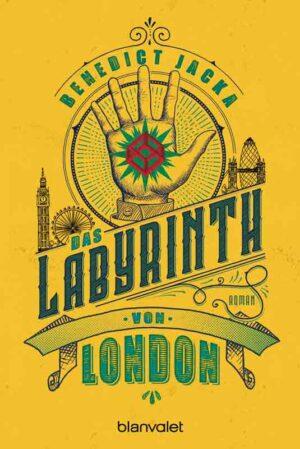 Das Labyrinth von London | Bundesamt für magische Wesen