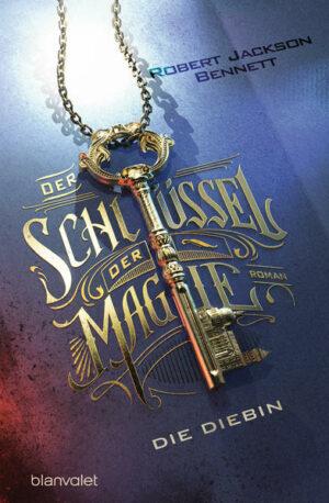 Der Schlüssel der Magie - Die Diebin | Bundesamt für magische Wesen