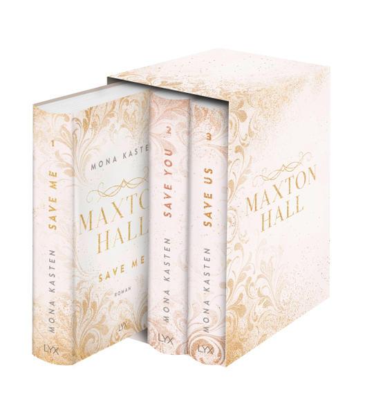 Die Maxton-Hall-Reihe: Alle 3 Bände im Schuber: Save Me. Save You. Save Us. | Bundesamt für magische Wesen